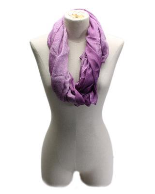 美式潮牌 Guess 盖尔斯优雅紫色时尚女士围巾