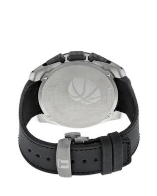 瑞士名表 Tissot 天梭 腾志系列男士太阳能多功能2014限量版石英腕表 T091.420.46.061.00