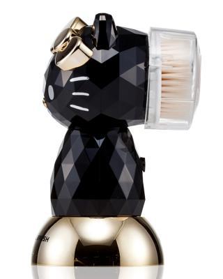 韩国 Hello Kitty 凯蒂猫黑色庞贝电动洁面器