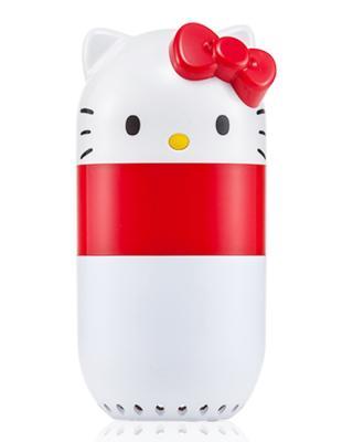 【夺宝】【洗脸神器 给你少女般的激情】韩国 Hello Kitty 凯蒂猫白色手动4D洁面器 毛孔清洁器