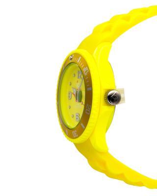 Ice Watch 比利时手表Ice-Flashy系列黄色夜光防水石英女性表