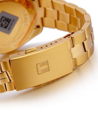 瑞士名表 Tissot 天梭 奢华三眼PR100系列计时码表男士石英腕表T101.417.33.031.00