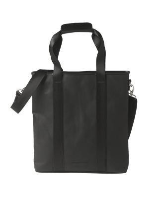 意大利 Cerruti 1881黑色购物袋 CNNTS511