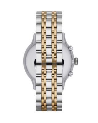 Armani 阿玛尼休闲商务防水石英钢带男士手表 AR1847