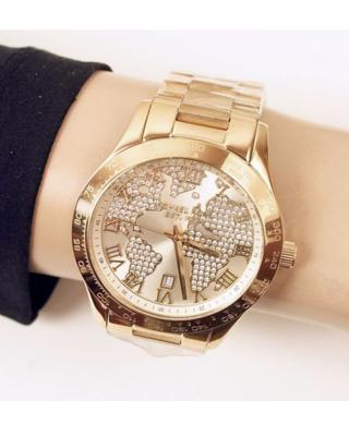 Michael Kors 迈克高仕时尚镶钻系列石英女士手表 MK5959