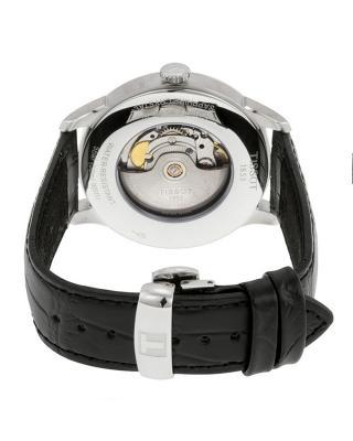 瑞士名表 Tissot 天梭 杜鲁尔系列简约男士自动机械腕表 T099.407.16.058.00