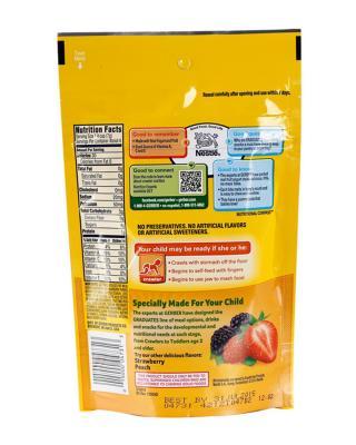 美国 Gerber 嘉宝混合水果味酸奶溶溶豆28g