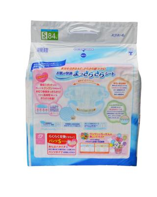 日本大王 GOO.N 婴幼儿纸尿裤 S84 适用于4-8kg宝宝