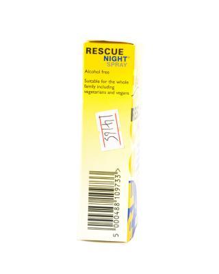 英国 Rescue Night 巴赫花喷雾 20ml