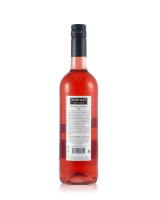2016 South African Pinotage Rose Hope Bay 南非霍普贝桃红葡萄酒750ml 12%vol.