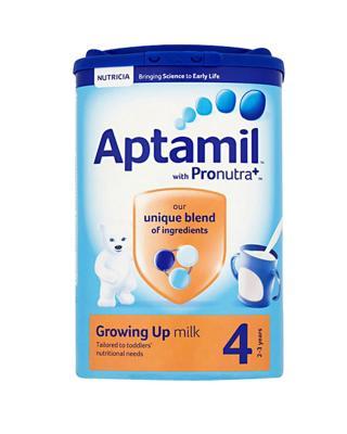 英国版 Aptamil 爱他美婴幼儿奶粉4段 800g 2-3周岁 2罐装