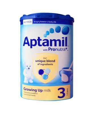 英国版 Aptamil 爱他美婴幼儿奶粉3段 900g 1-2周岁 2罐装