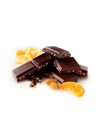 Almond & Orange Dark Chocolate 爱尔兰 BUTLERS 百特乐 杏仁和橙子黑巧克力 100g