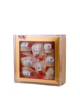 印尼 龙皇长寿标 一级金丝燕盏(SSSS)100g约10盏-14盏 孕妇营养滋补品