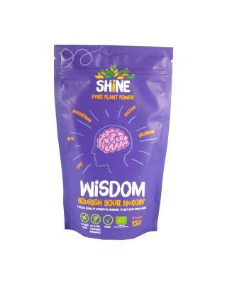 爱尔兰 Shine 植物蛋白粉 益脑 150g 保质期到2018.09.01