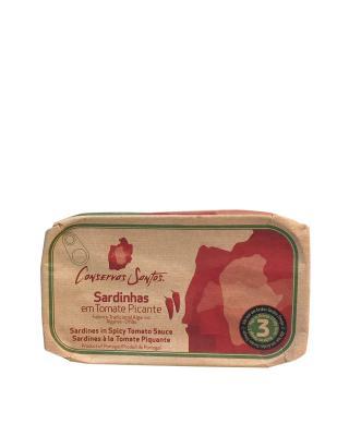 Sardinhas em tomate Picante 麻辣番茄沙丁鱼
