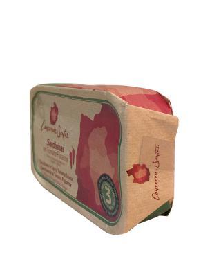 Conservas Santos Sardinhas em tomate Picante 麻辣番茄沙丁鱼 120g