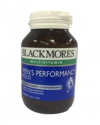 澳大利亚 Blackmores 澳佳宝男性综合维生素 100粒
