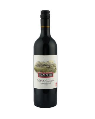 智利 2015 Campero Cabernet Sauvignon 金宝路赤霞珠红葡萄酒750ml 12.5Vol