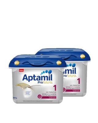 德国 Aptamil 爱他美婴儿奶粉白金版1段 800g 3-6个月 2罐装