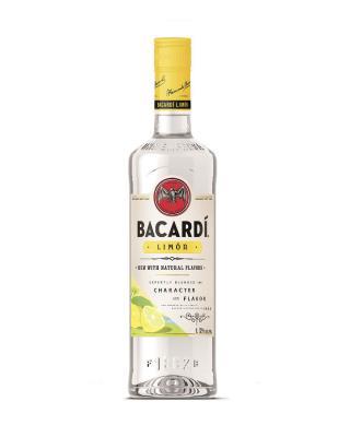 Bacardi Limon 百加得柠檬朗姆酒 1L 32%vol