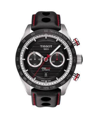 瑞士名表 Tissot 天梭 运动休闲款自动机械男表T100.427.16.051.00