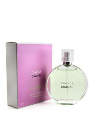 法国 Chanel 香奈儿 CHANCE邂逅机遇系列女士香水50ml 绿色清新