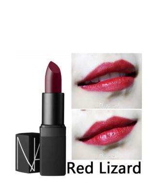 美国 NARS 纳斯 时尚经典唇膏 3.4g Red Lizard