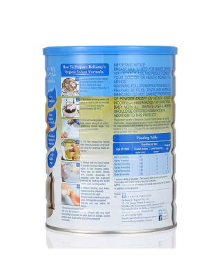 澳大利亚 贝拉米 Bellamy's 婴幼儿有机奶粉1段 (0-12个月) 900克 2罐装