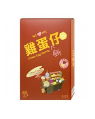 HK 香港駅 鸡蛋饼仔朱古力味84g