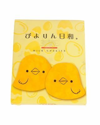 日本 Hojo 丰上 日和牛奶曲奇礼盒装168g