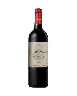 法国原装进口 玛歌村产区 梦塔副牌2011红葡萄酒 750ml 13%vol. 中级庄AOC级别