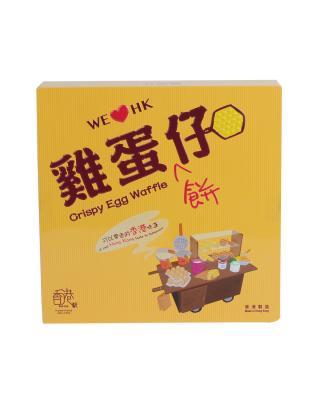 HK 香港駅 鸡蛋饼仔礼盒装126g