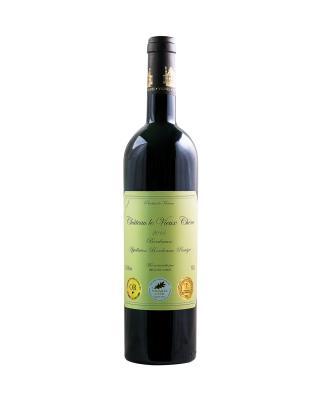 法国原装进口 波尔多产区 老橡树城堡2015红葡萄酒 750ml 13.5%vol. AOC级别