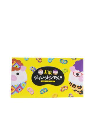日本 竹之社 大阪小猪曲奇礼盒装117g
