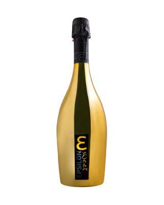 意大利原装进口 皮埃蒙特产区 爱思伦金色甜蜜2015白起泡葡萄酒 750ml 6.5%vol. DOC级别