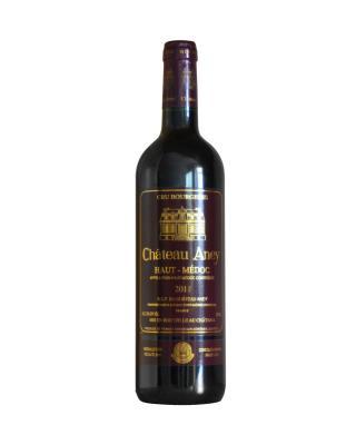 法国原装进口 上梅多克产区 阿内城堡2011红葡萄酒 750ml 12.5%vol. 中级庄AOC级别