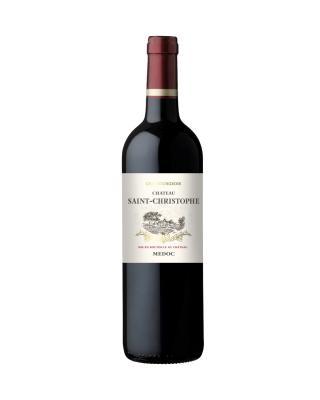 法国原装进口 梅多克产区 圣克里斯托城堡2013红葡萄酒 750ml 12.5%vol. 中级庄AOC级别