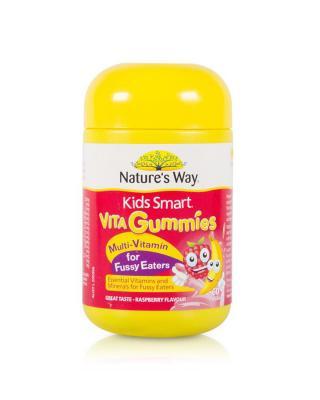 澳大利亚 Nature's Way 佳思敏 儿童复合维生素软糖 60粒 2件装