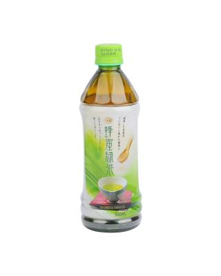 香港 Fourseasgroup 四洲茗茶馆蜂蜜绿茶500ml 6瓶组合 保质期到2018.10.6