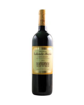 法国原装进口 圣朱利安产区 拉朗德宝怡酒庄2014红葡萄酒 750ml 13.5%vol. 明星庄AOC级别