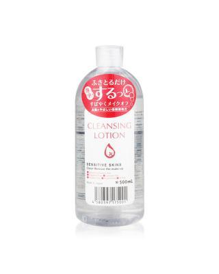 日本 Purevivi 皇后卸妆水四效合一 500ml 温和洁肤液