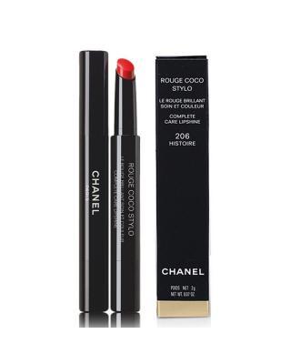 法国 CHANEL 香奈儿 COCO可可小姐细管润唇笔口红 206#  2g