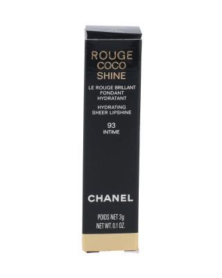 法国 Chanel 香奈儿 可可小姐柔润水亮唇膏 3g 93#
