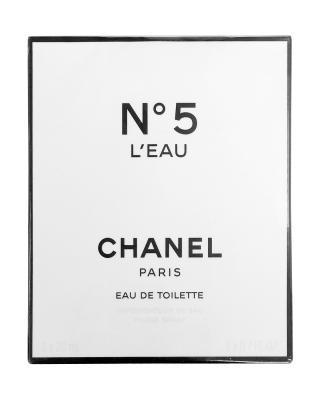 法国 CHANEL 香奈儿 5号清新之水女士香水套装:淡香水Edt.20ml×3