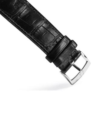 瑞士 Omega 欧米茄 碟飞系列 典雅基本款真皮自动机械男表 424.13.40.20.02.001