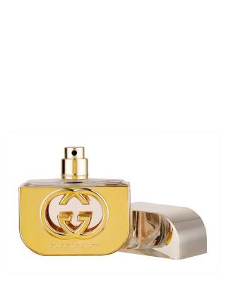 【爱你的温暖,更爱你的性感与诱惑】意大利 GUCCI 古驰 罪爱女士香水套装:淡香水Edt.30ml+身体乳50ml