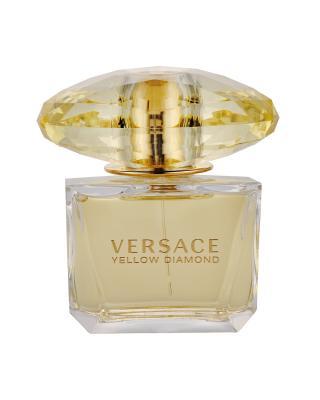 意大利 VERSACE 范思哲 黄晶香水套装:淡香水90ml+身体乳100ml+黑色小袋