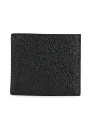 瑞士 Bally 巴利 男士牛皮竖款钱包+针扣皮带套装 黑色 6208165-GIFTBOX.BB
