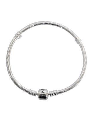 丹麦原装进口 PANDORA 潘多拉 基础蛇骨链手链 590702HV-18